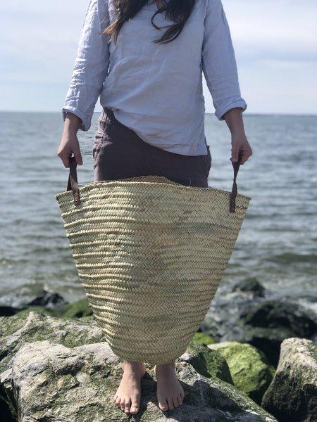 STUDIO MINIMALE Large Moroccan Basket