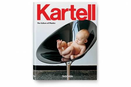 Taschen Kartell: The Culture of Plastics Book