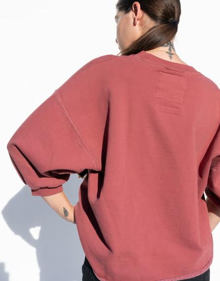Rachel Comey Fond Sweatshirt - Rust