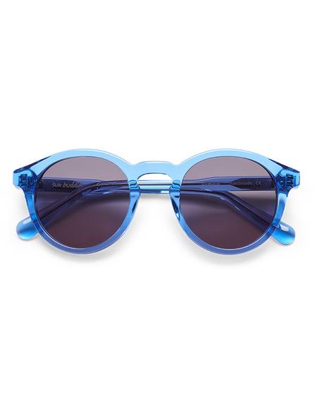 Sun Buddies Zinedine Sunglasses - Blue Sky