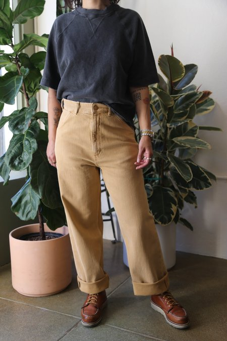 UNISEX I and Me Painter Pants - Spice