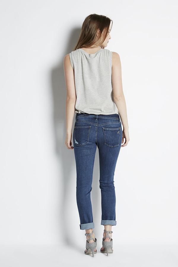 DL 1961 Toni Cropped Skinny Jean