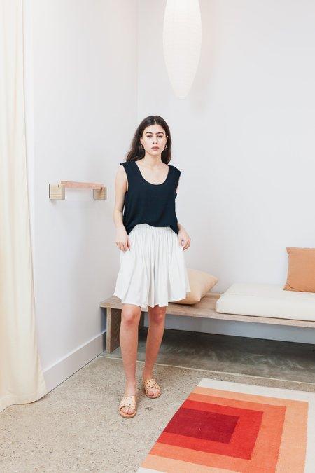 Miranda Bennett Rayon Harlow Short - White