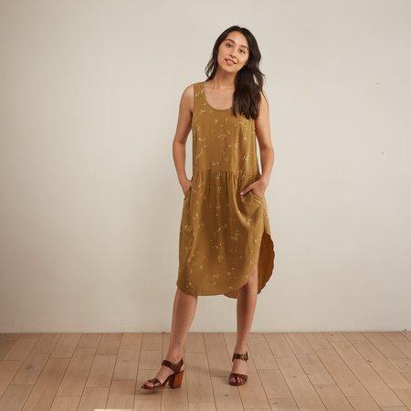 Eve Gravel Clementine Dress - Dusk