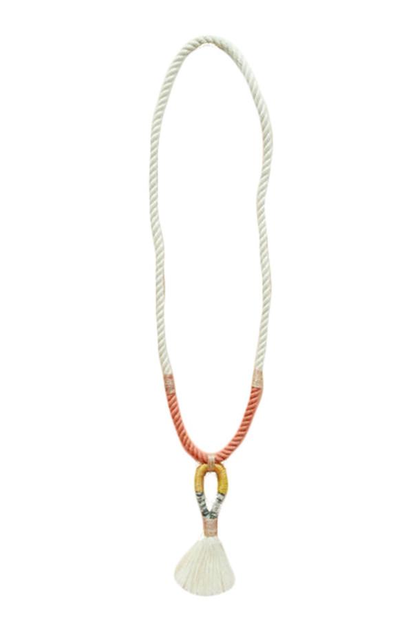Gamma Folk No.7 Necklace