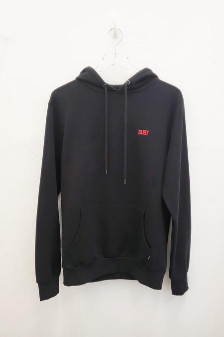 DUST STYLE C EVA hoodie - Black