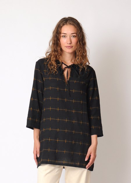 Ace & Jig Cove Tunic - Moonlight