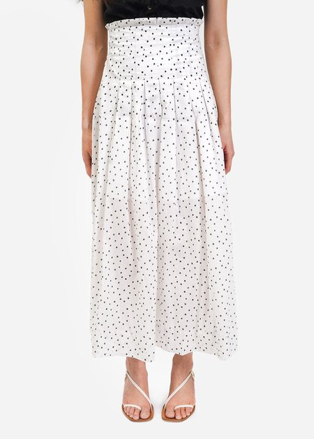 Ajaie Alaie Gather Together Skirt - black/white