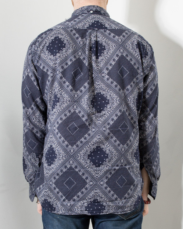 Gitman Bros. Bandana Shirt