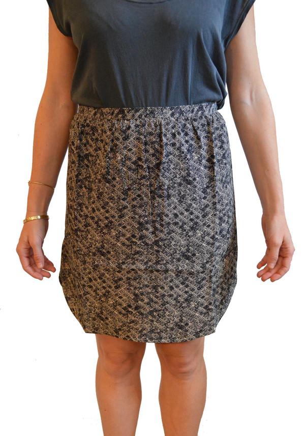Sessun Istam Mosaico Skirt