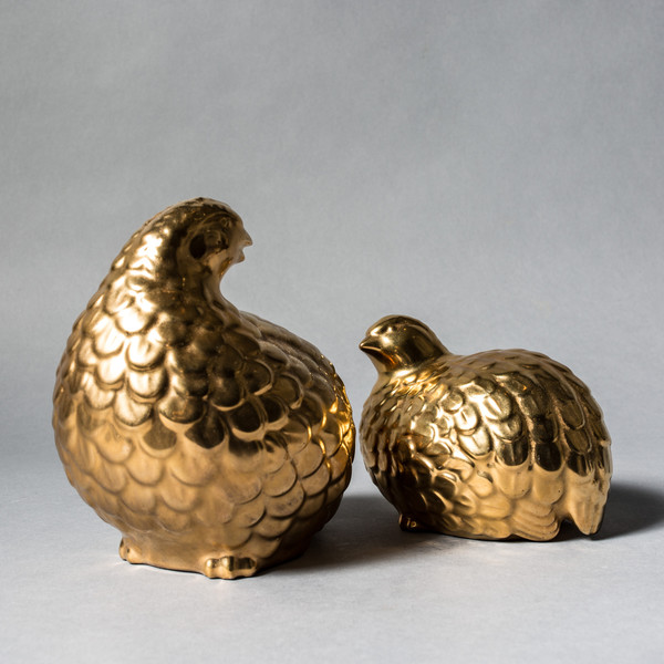 Japanese Partridge Pair