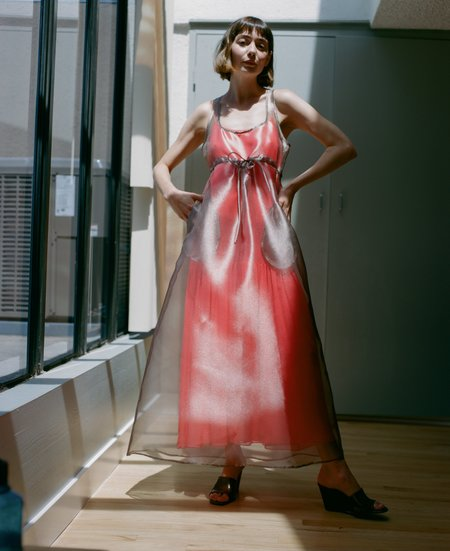 Maryam Nassir Zadeh Hydra Dress - Beam