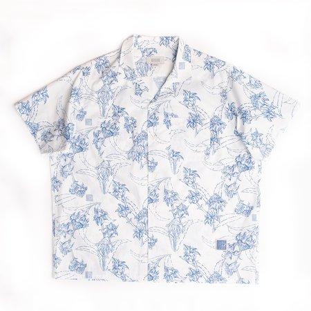 amongwonders Porcelain Short Sleeve Shirt - White