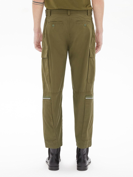 Helmut Lang WASHED AVIATOR PANT - MOSS