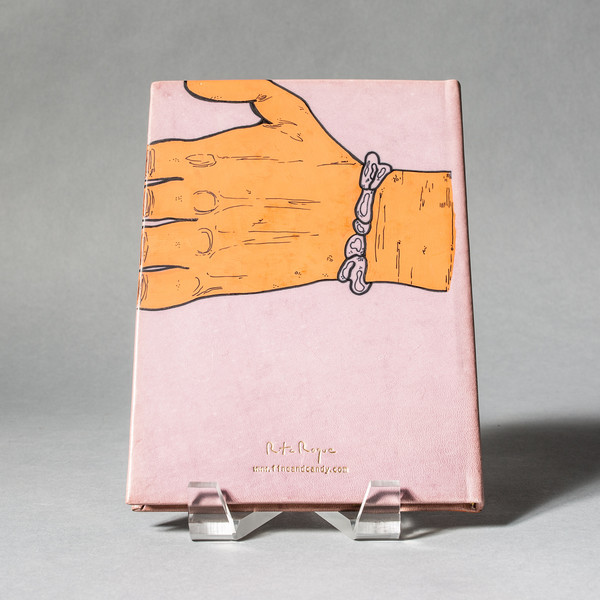Fine & Candy Power Notebook by Rita Rogue