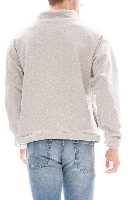 Freshjive Boardwalk Pullover Sweatshirt - HEATHER GRAY