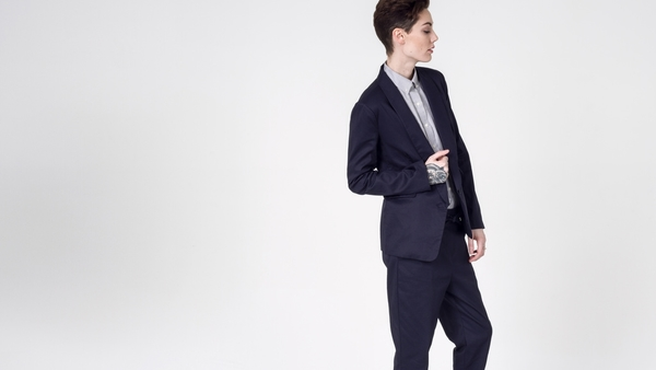 Lucca Couture x Wildfang The Blanchett Blazer