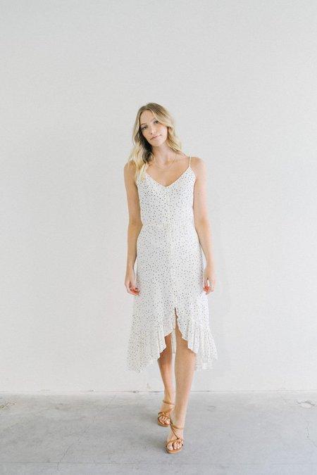 Rails Frida Dress - Ivory Speckled Dot