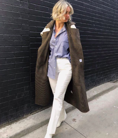LUPE Theresa Pant - white