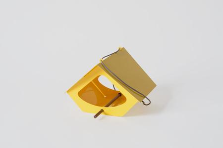 SHIFT Beekman Bird Feeder - Yellow