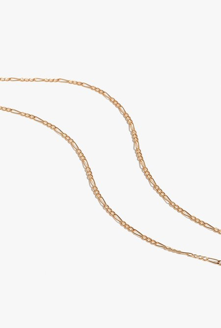 Wolf Circus Mila Necklace - 14k gold-filled