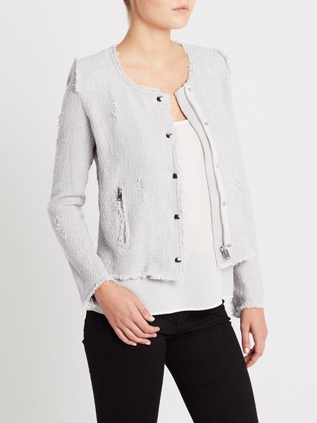 IRO Agnette Jacket - Light Grey