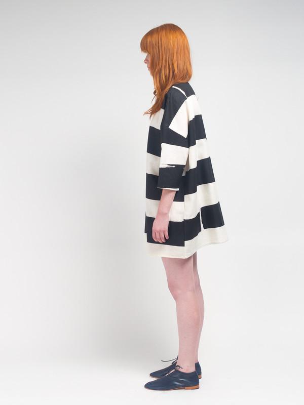 R/H Square Dress Hilli Print