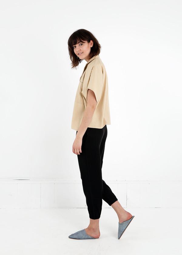 Baserange Sevinc Sleeveless Shirt