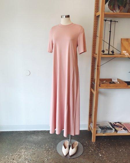 Kowtow T-Shirt Swing Dress - Petal