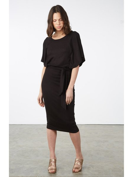 Eve Gravel TYR Dress - black