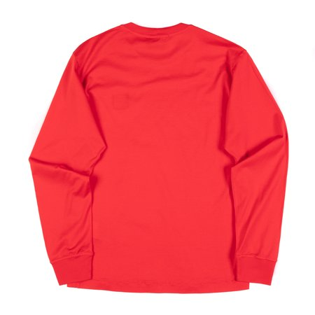 Stone Island Long Sleeve Tee - Corallo
