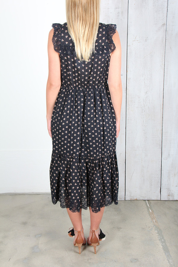 ULLA JOHNSON ANNIE DRESS