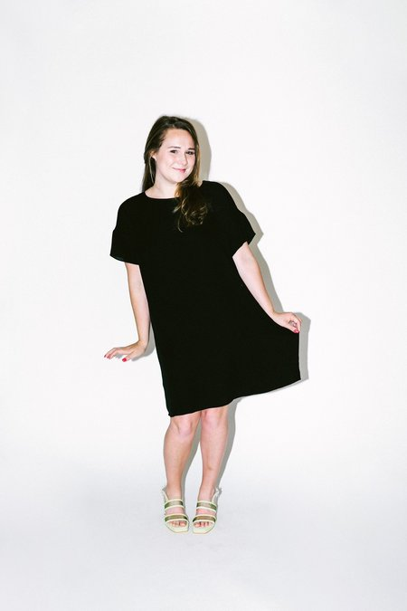 Heather sedgewick dress - black