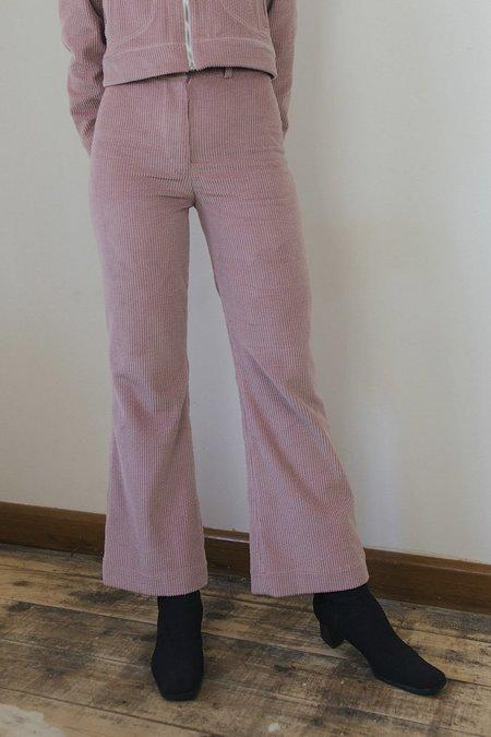 SISTER Corduroy Divine Pant - Dusty Pink