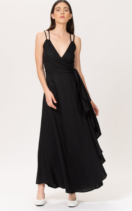 Bel Kazan Olivia Dress - black
