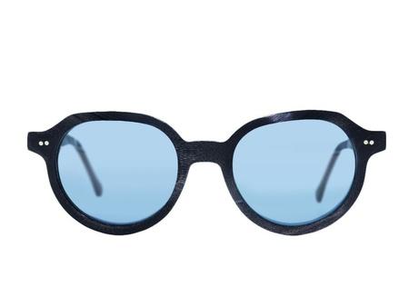 Tipton Lionel VINYL eyewear - BLACK