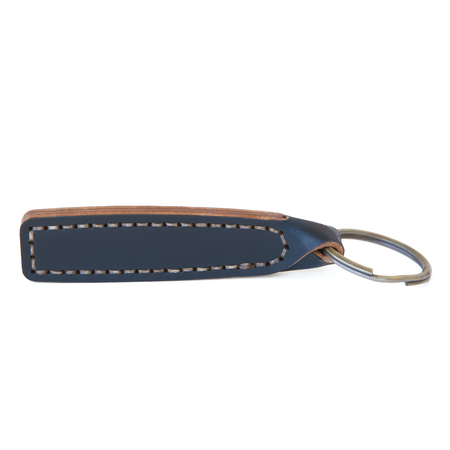 Unisex Makr Stitch Turn Fob - Navy
