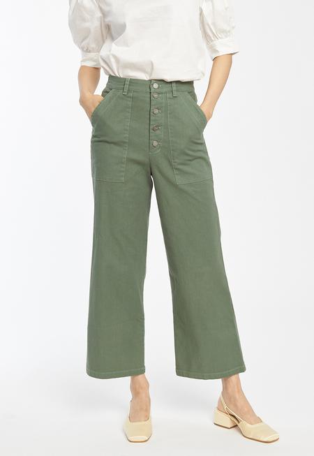 Capulet Lottie Jeans - Pale Moss