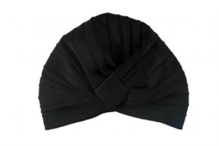 Louvelle Amelia shower cap - Black