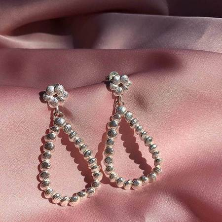 BEFORE MARCH Teardrop earrings