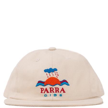 by Parra Dise 6 Panel Hat - Natural