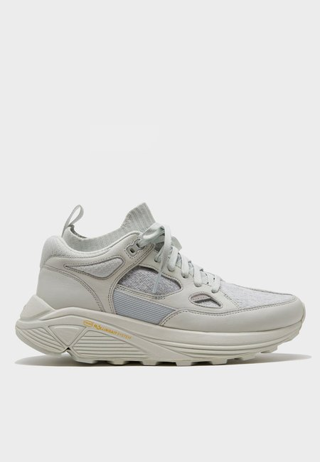 Brandblack Aura Leather Sneakers - Sage