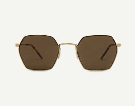 Unisex Dick Moby Recycled Metal Frame Sunglasses