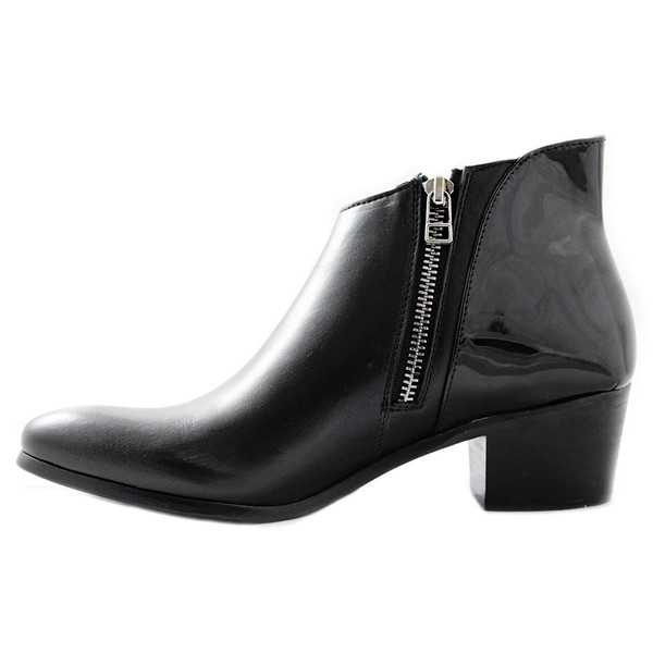 Cartel Footwear Bootie - Clara Black