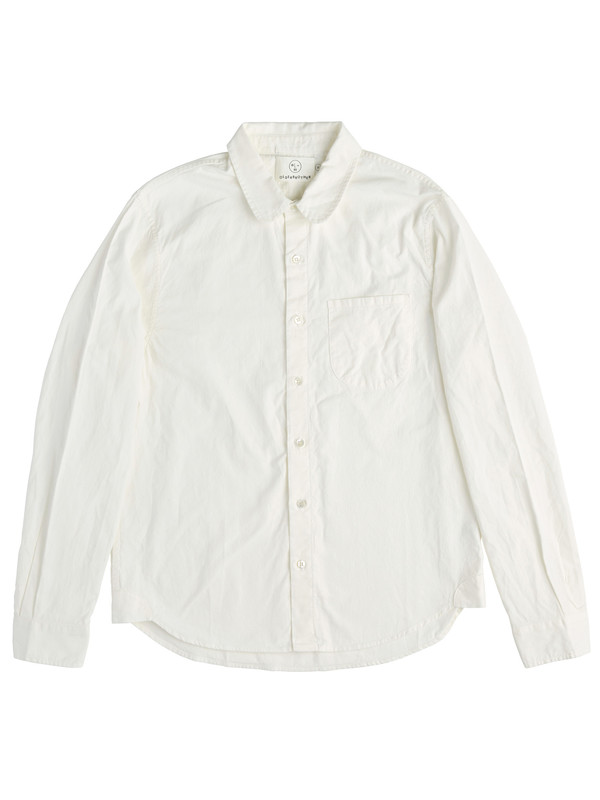 Olderbrother Classic Shirt - White