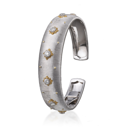 Buccellati White Gold Macri Bracelet