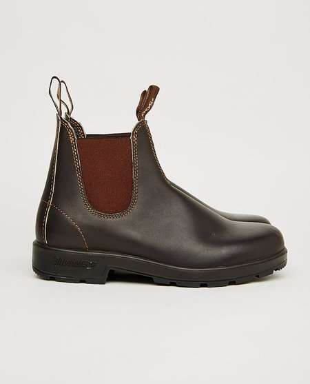 Blundstone ORIGINAL 500 BOOT - STOUT BROWN