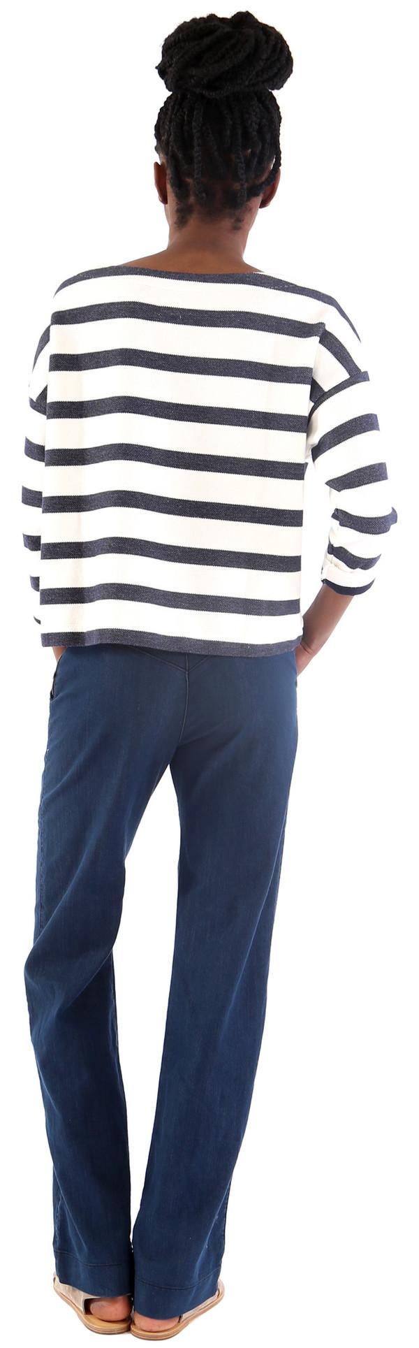des petits hauts Sacham Stripe Pullover