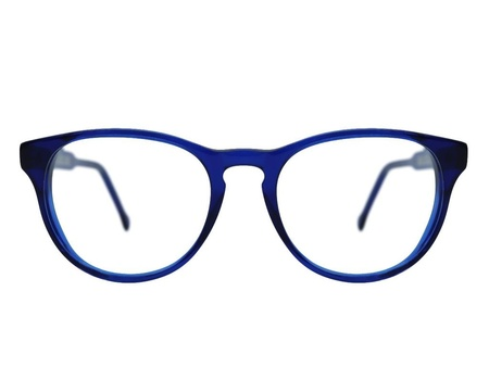 Cutler and Gross 1208 Eyewear - DEEP BLUE