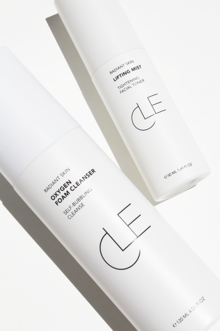 CLE Cosmetics Cleanse & Tone Set